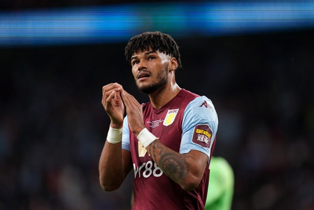 Tyrone Mings completed a permanent move to Villa Park last summer
