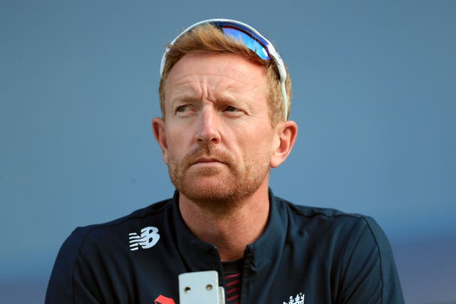Paul Collingwood will make the temporary tranistion to head coach for the Ireland series (Mike Egerton/PA)