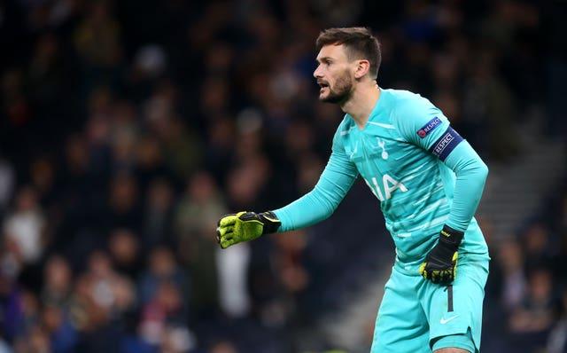 Hugo Lloris impressed for Tottenham