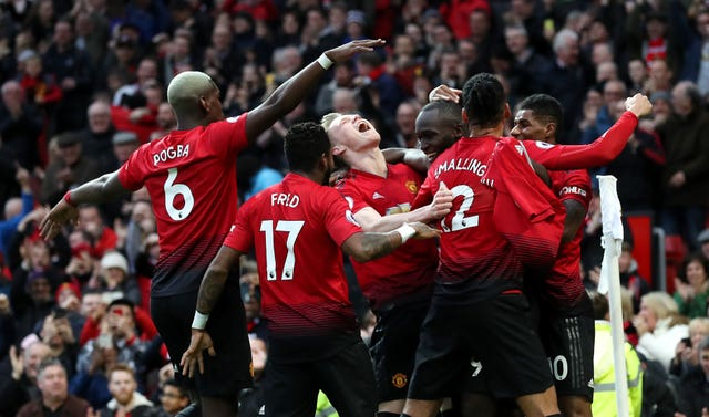 Manchester United have got back on track under Ole Gunnar Solskjaer