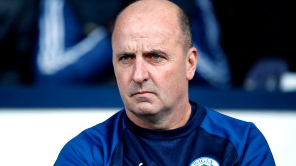Emotional Wigan manager Paul Cook steps down and reflects on 'amazing' moments