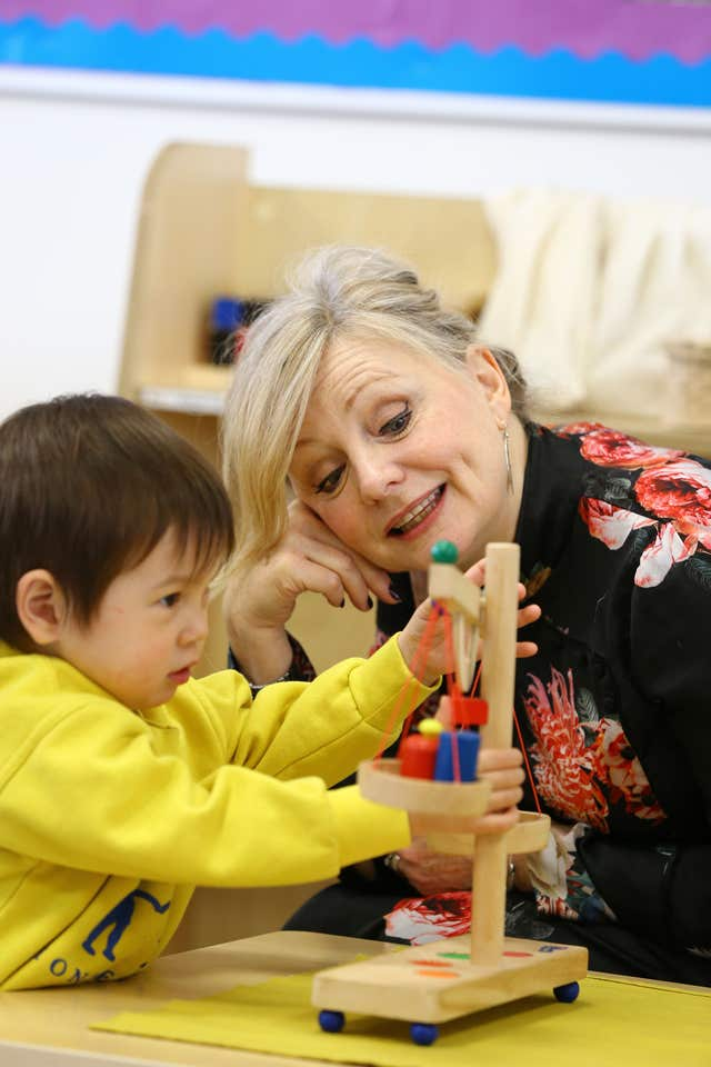 Shadow early years Minister Tracy Brabin