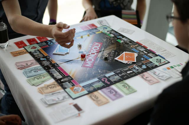 Monopoly World Championships UK Finals