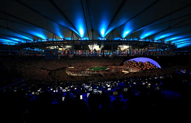 Rio Olympic Games 2016 – Opening Ceremony