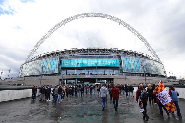Bradford City v Millwall – Sky Bet League One – Play Off – Final – Wembley Stadium