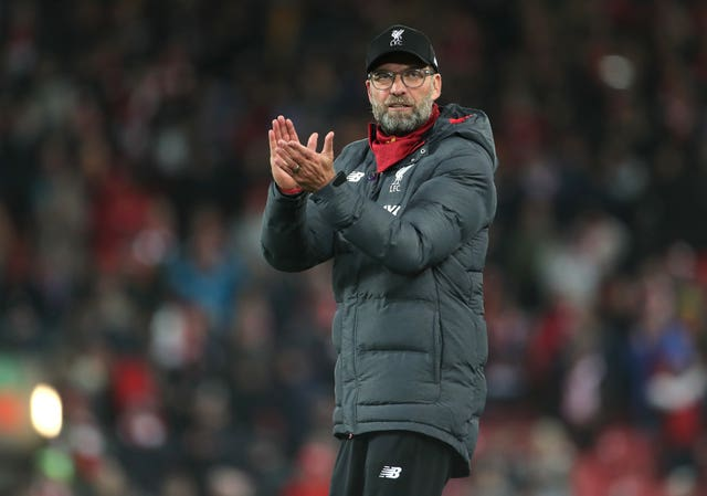 Jurgen Klopp has a busy schedule to contend with