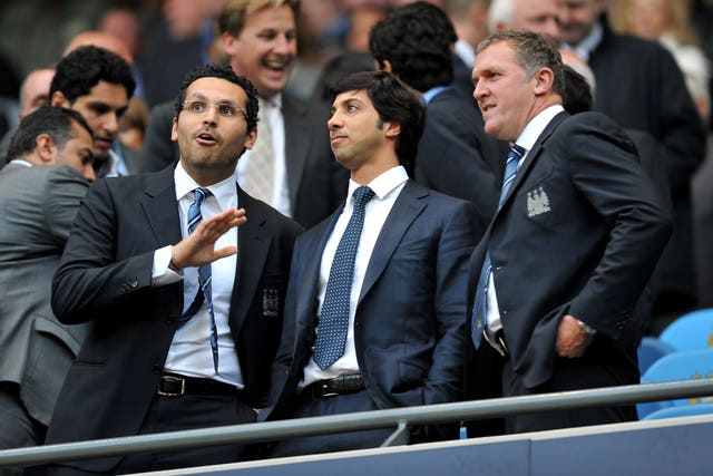 City had been accused of circumventing FFP rules as leaked emails suggested sponsorship deals involving Etihad and Etisalat were in fact largely funded by Sheikh Mansour