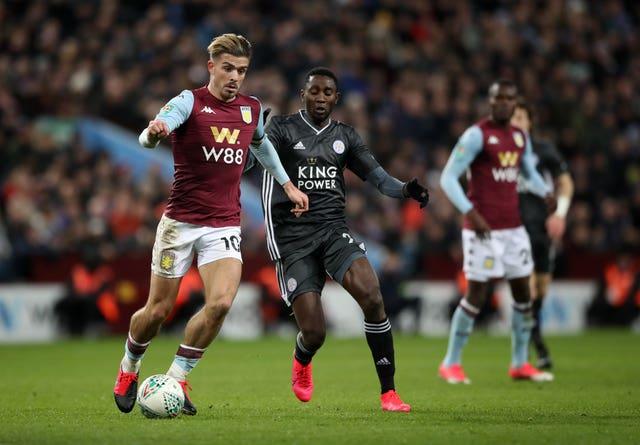 Jack Grealish is Villa's dangerman