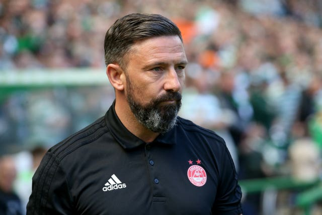 Aberedeen have thrived under manager Derek McInnes