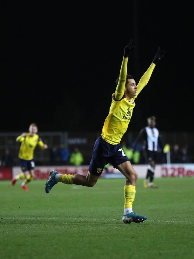 Oxford United v Newcastle United – FA Cup – Fourth Round – Replay – Kassam Stadium