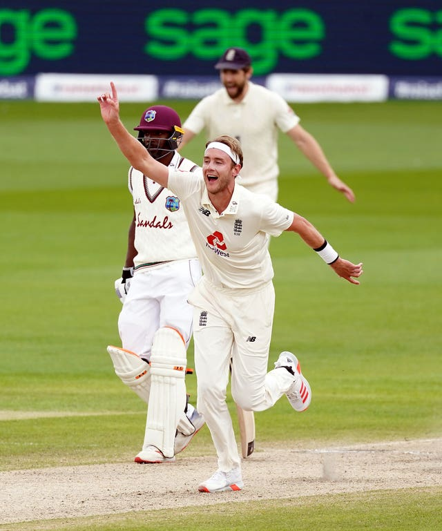 England v West Indies – Second Test – Day Five – Emirates Old Trafford