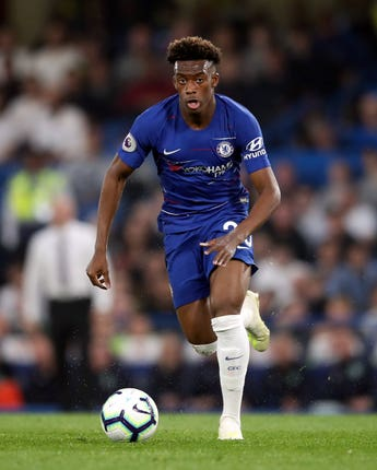 Callum Hudson-Odoi File Photo