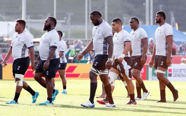 Japan Rugby WCup Fiji Uruguay