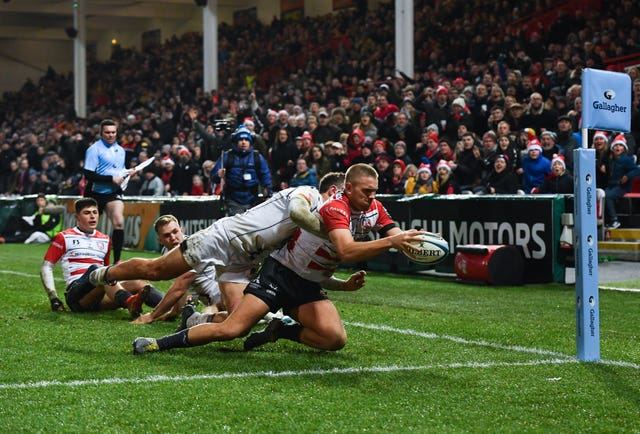 Chris Harris has been in fine form for Gloucester this season
