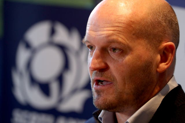Gregor Townsend has used the lockdown to enhance his knowledge