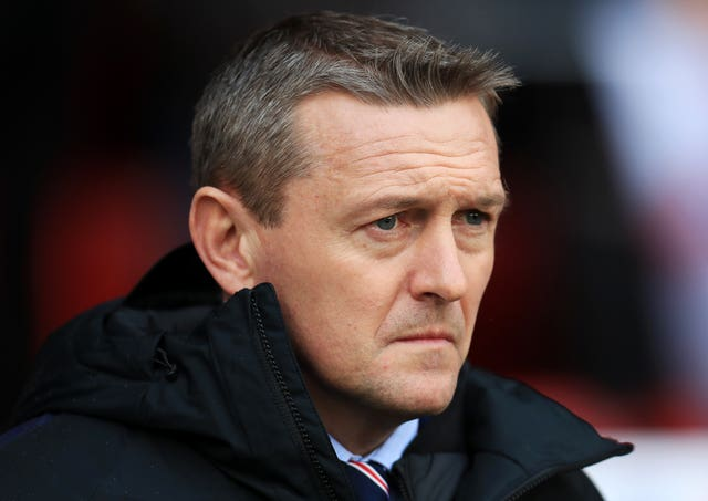 Aidy Boothroyd wants to lower expectations