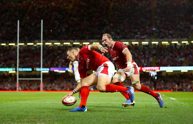 Wales v England – International Friendly – Principality Stadium
