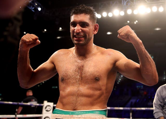 Amir Khan is set for a controversial fight in Saudi Arabia