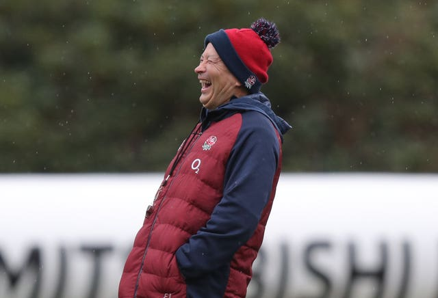 The RFU will ask Eddie Jones to take a cut