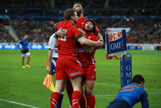 Wales responded to World Cup defeat with five wins in a row against France
