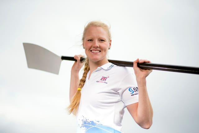 Olympic silver medallist rower Polly Swan has joined the fight against coronavirus at a hospital in Scotland with her medical degree for the next three months