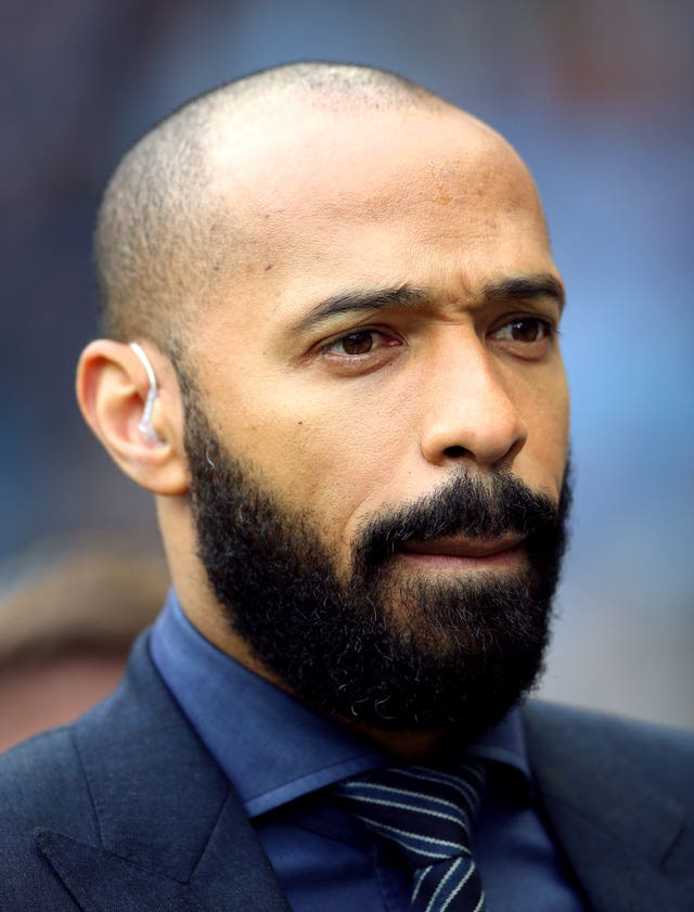 Thierry Henry is one of the names touted to take over from Bruce