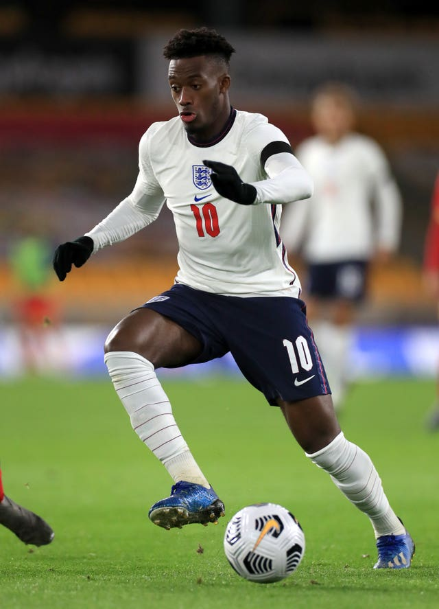 England U21 v Andorra U21 – UEFA Euro 2021 Under-21 Qualifying – Group 3 – Molineux