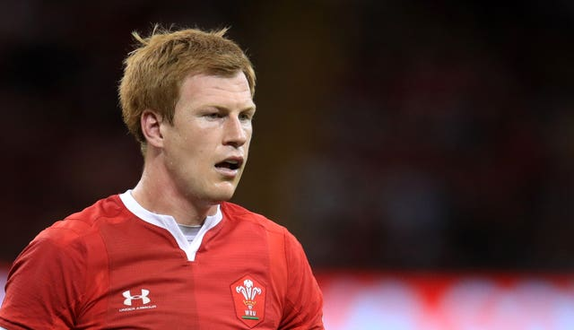 Rhys Patchell suffered concussion in the 19-10 defeat to Ireland