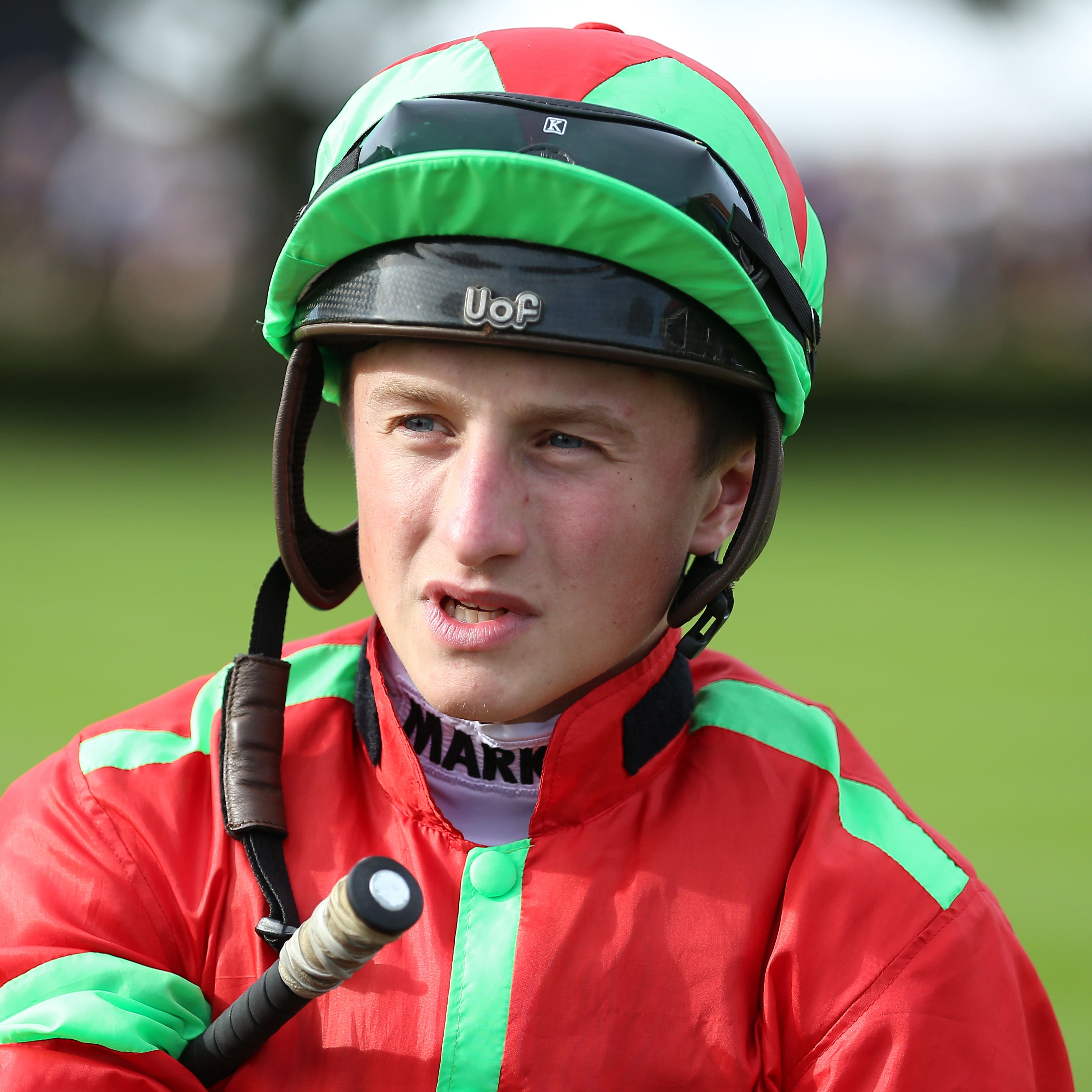 Tom Marquand has ridden 100 winners this year