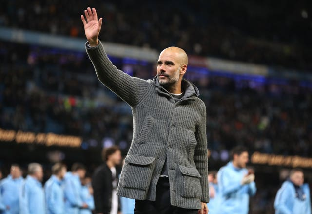 Guardiola is aware his side's achievements may be overlooked if they do not win the title