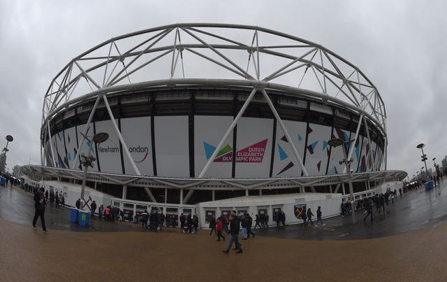 Supporters are seeking to improve the experience at West Ham's London Stadium home