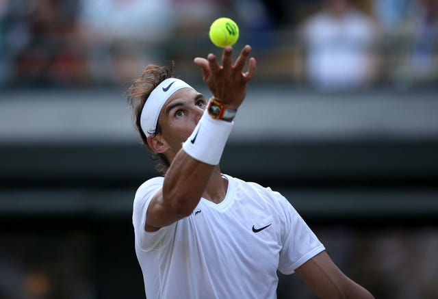 Rafael Nadal has a better head-to-head record against Roger Federer