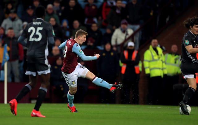 Aston Villa v Leicester City – Carabao Cup – Semi Final – Second Leg – Villa Park