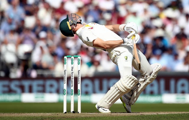 Marnus Labuschagne battled against England's pace attack  to score a half-century in both innings as England were set a daunting target of 359 to save the Ashes