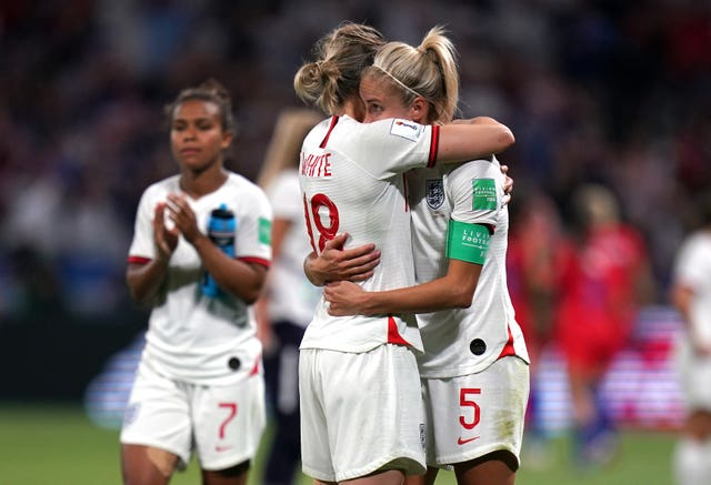 England v USA – FIFA Women's World Cup 2019 – Semi Final – Stade de Lyon