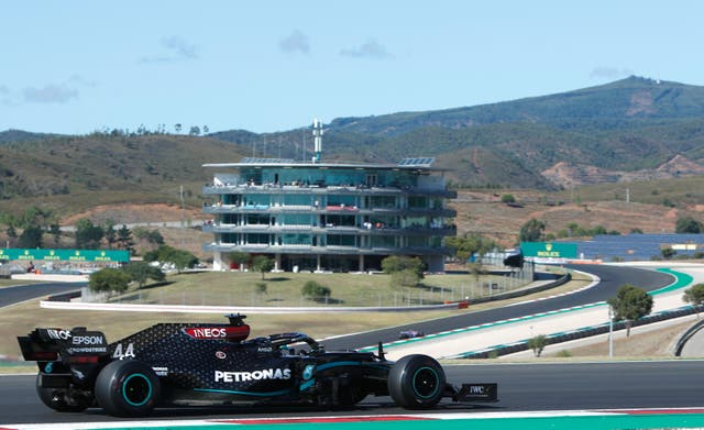 Portugal F1 GP Auto Racing