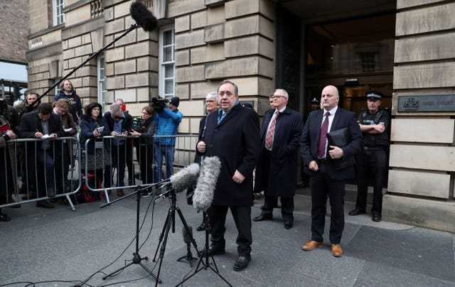 Key Dates In The Salmond And Sturgeon Saga Barrhead News