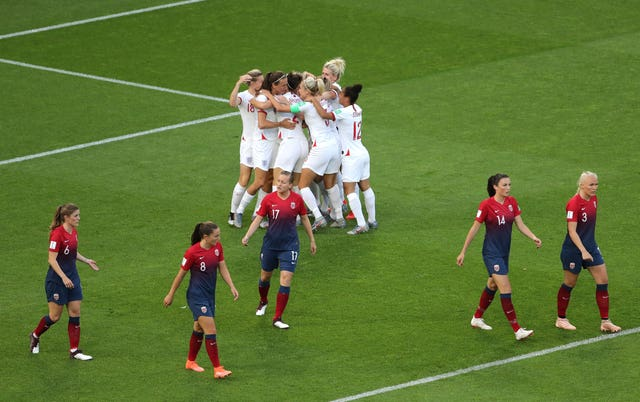 England produced an impressive display to see off Norway in Le Havre