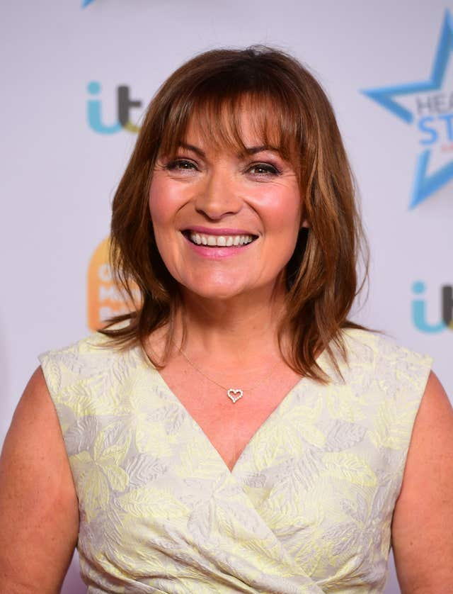 Lorraine Kelly interview