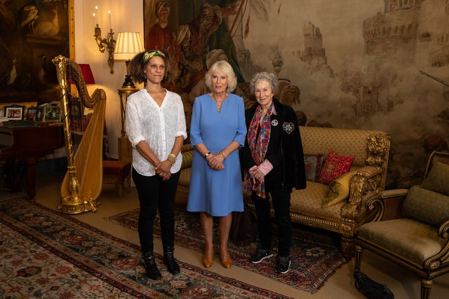 Duchess of Cornwall hosts Booker Prize Foundation