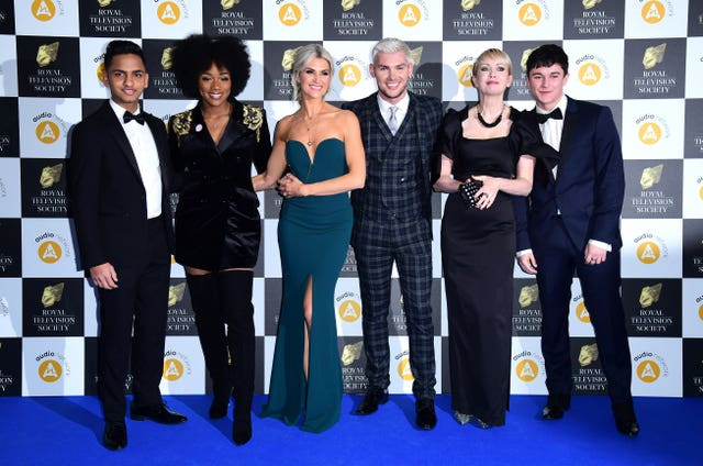 Royal Television Society Programme Awards 2019 – London
