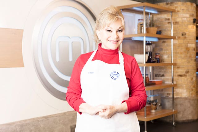 Stella Parton on Celebrity MasterChef 2018