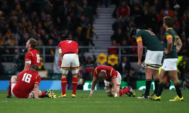 Rugby Union – Rugby World Cup 2015 – Quarter Final – South Africa v Wales – Twickenham