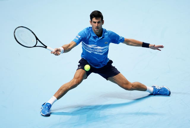 Novak Djokovic does not think players should need a vaccination before tennis resumes