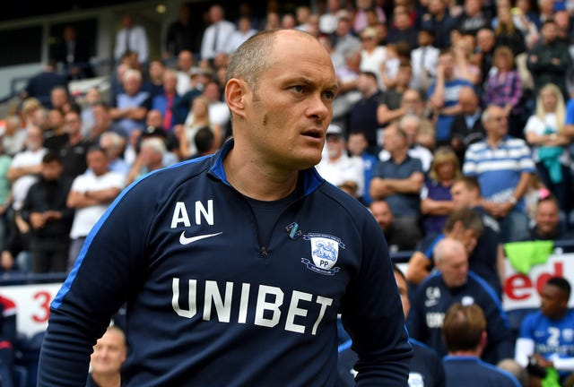 Alex Neil recently signed a new contract with Preston