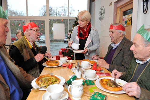 Postmistress offers free Christmas Day dinners