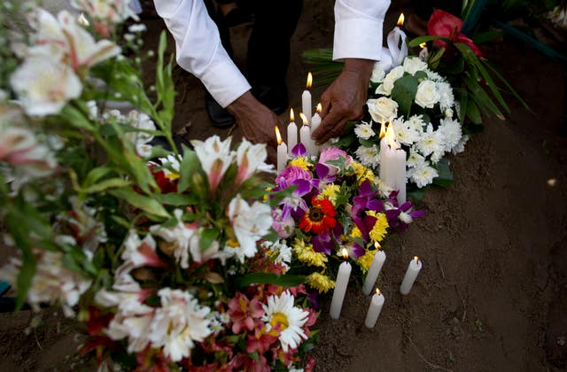 Sri Lanka Church Blasts Funeral