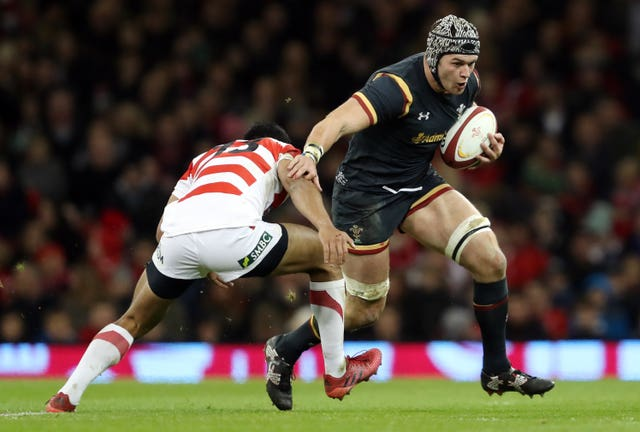 Wales v Japan – Autumn International – Principality Stadium