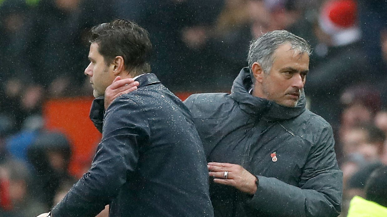 Move Over Mauricio Mourinho Tipped To Succeed Pochettino At Spurs Bt Sport
