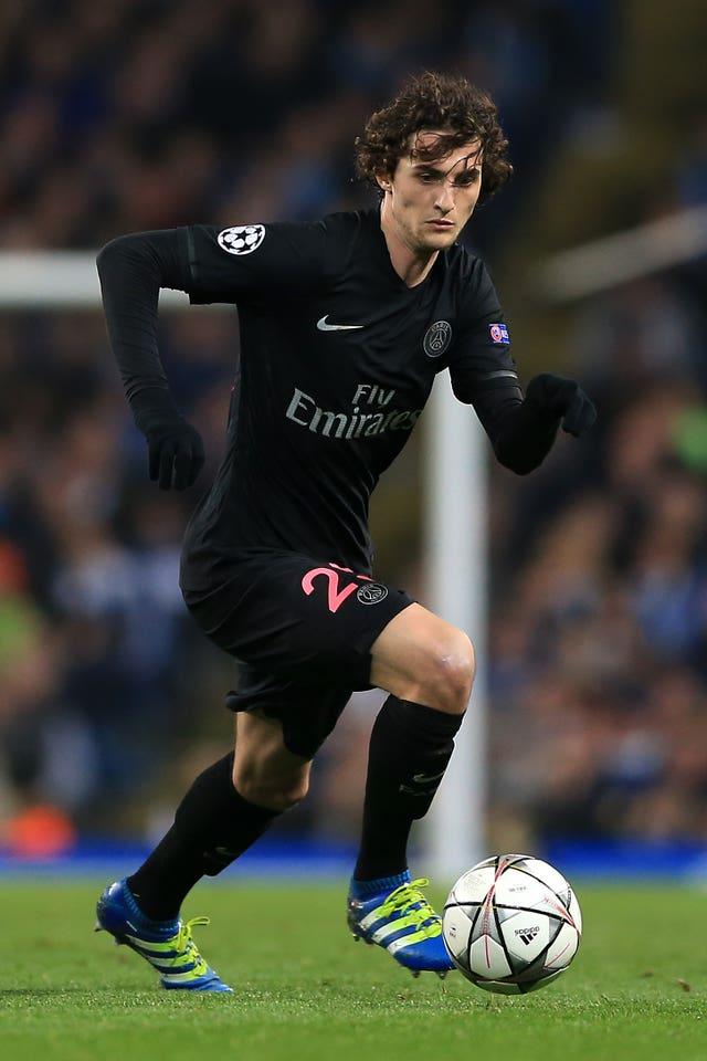 Manchester City v Paris Saint-Germain – UEFA Champions League – Quarter Final – Second Leg – Etihad Stadium